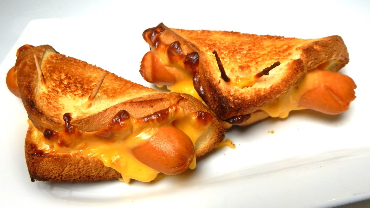 Try The Hot Dog Cheesies For Breakfast The Guardian