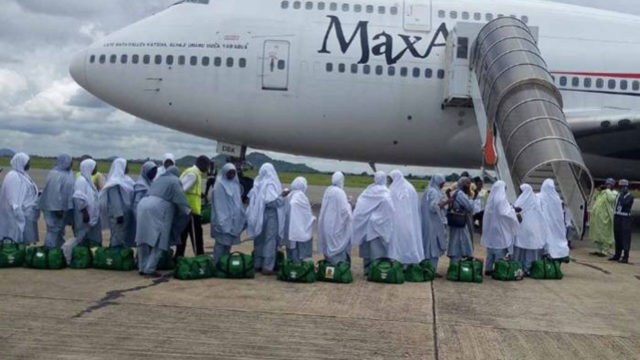 Lagos begins airlift of 2,226 pilgrims to Saudi Arabia - Guardian