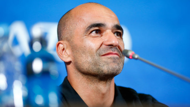 Excited Martinez wary of Brazil's World Cup pedigree