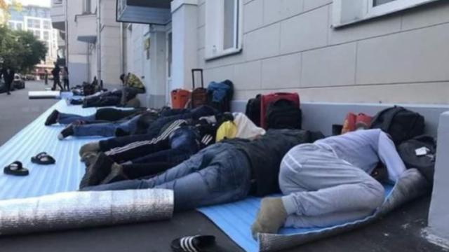 Buhari orders repatriation of stranded Nigerians in Russia