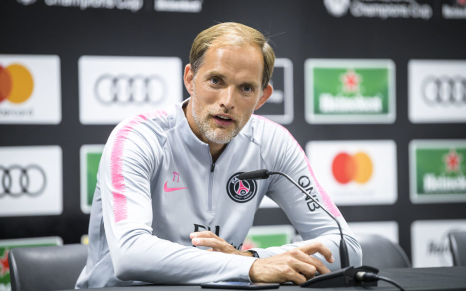 Injury-time winner hands Tuchel first win with PSG