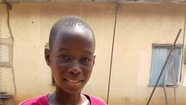 Adesina Simon Temidayo, 14 year-old Leonardo Da Vinci inspired artist
