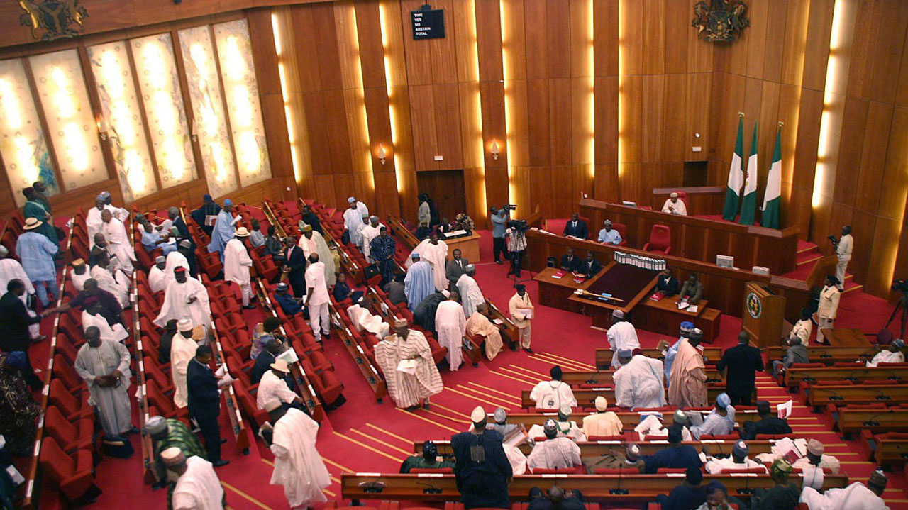 Senate in rowdy session over Buhari's appointments