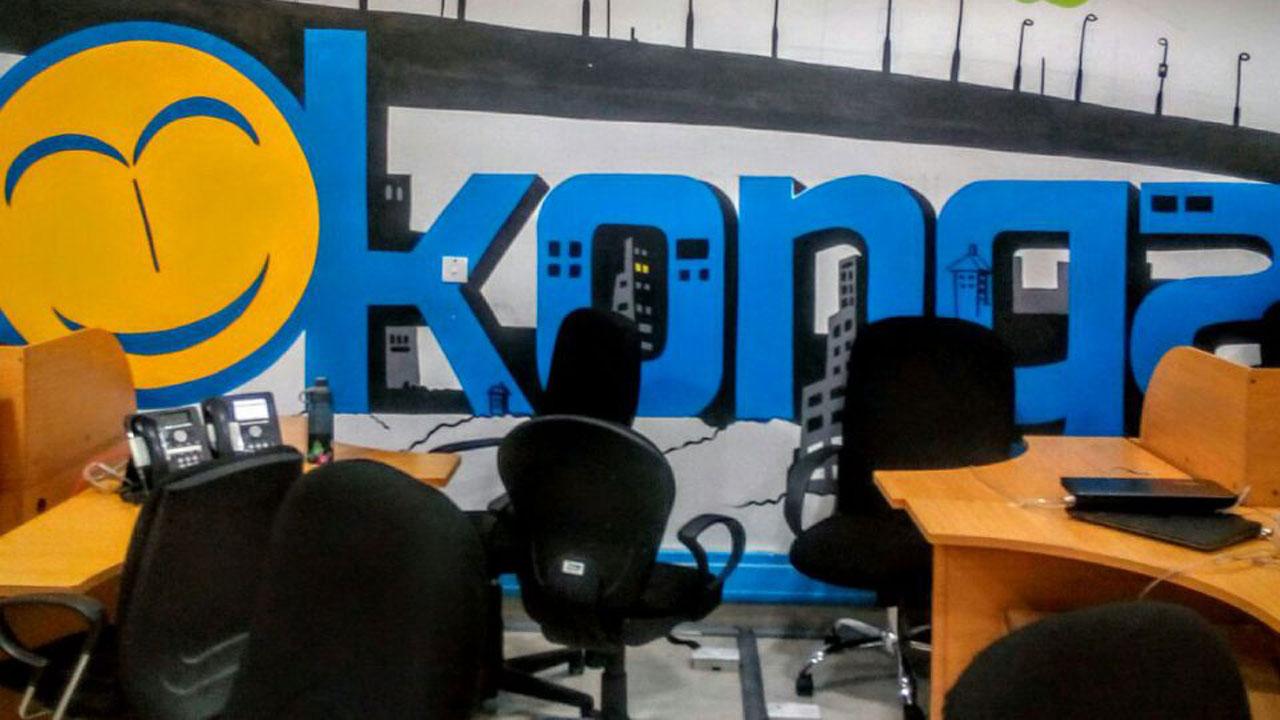 eCommerce sites in Nigeria -Konga