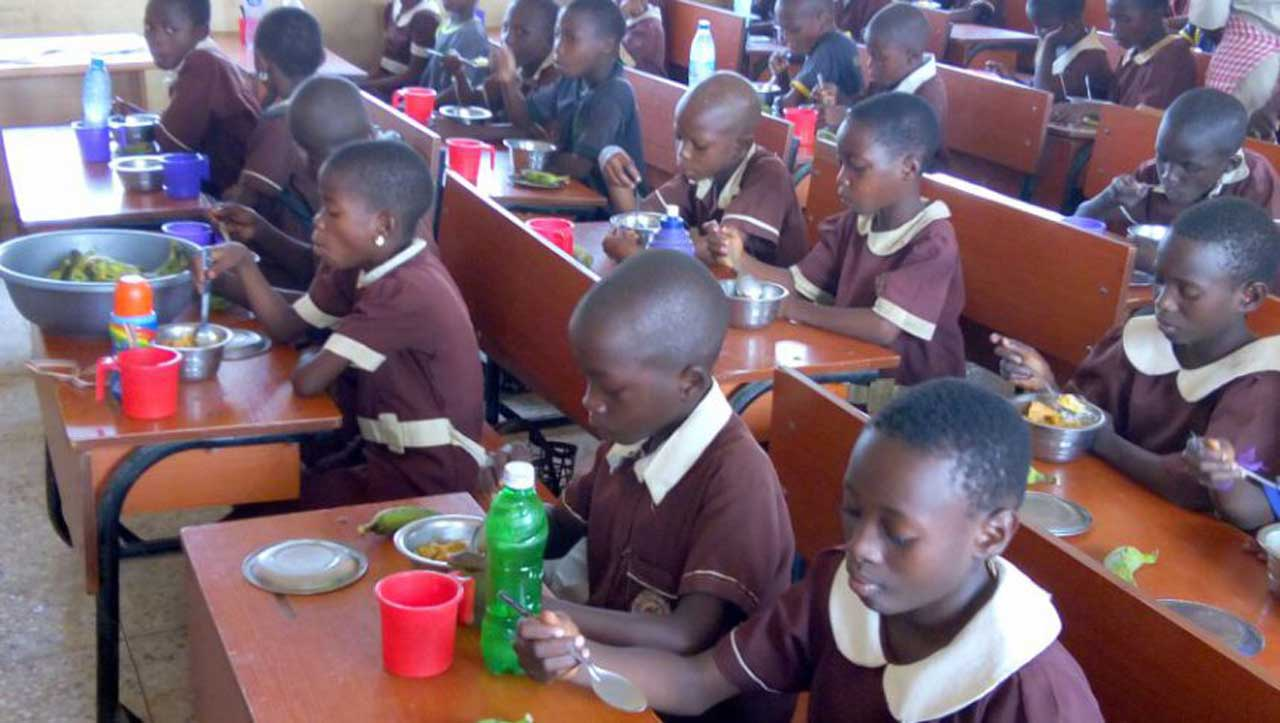 School feeding now in 30 states as FG targets more money for social investment schemes