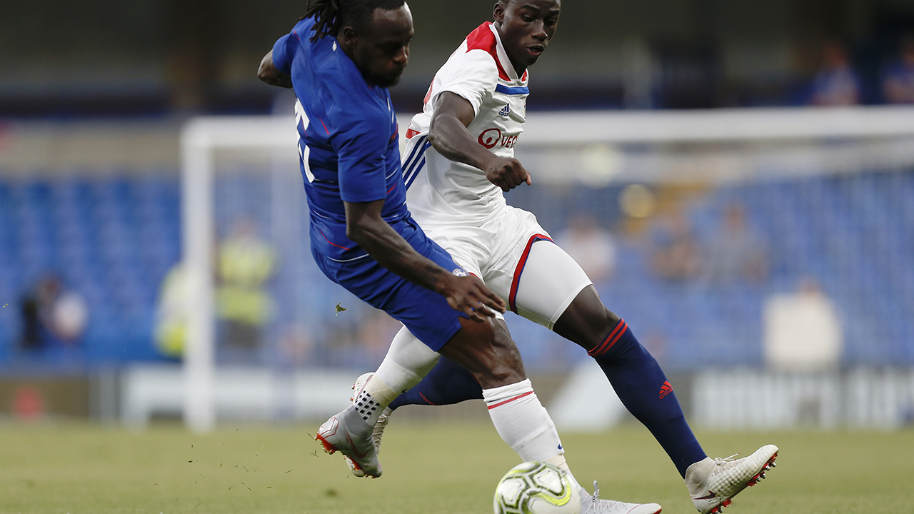 Chelsea boss says Victor Moses not good enough as winger