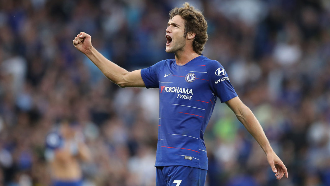 Chelsea 'take firm stance on Real Madrid linked Marcos Alonso'