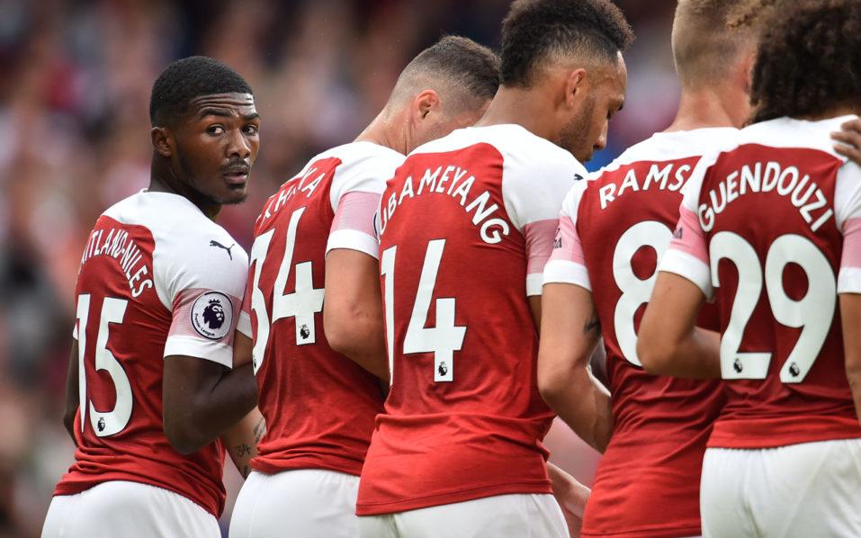 SPORT: Arsenal suffer Maitland-Niles blow