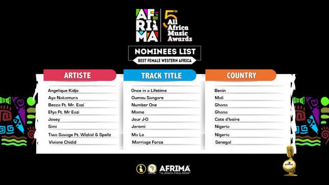 Nigeria: Davido, Wizkid Nominated For 2018 AFRIMA Awards