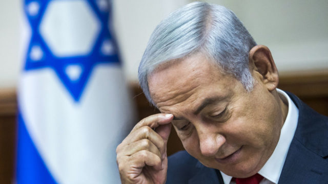 Netanyahu questioned again over alleged graft