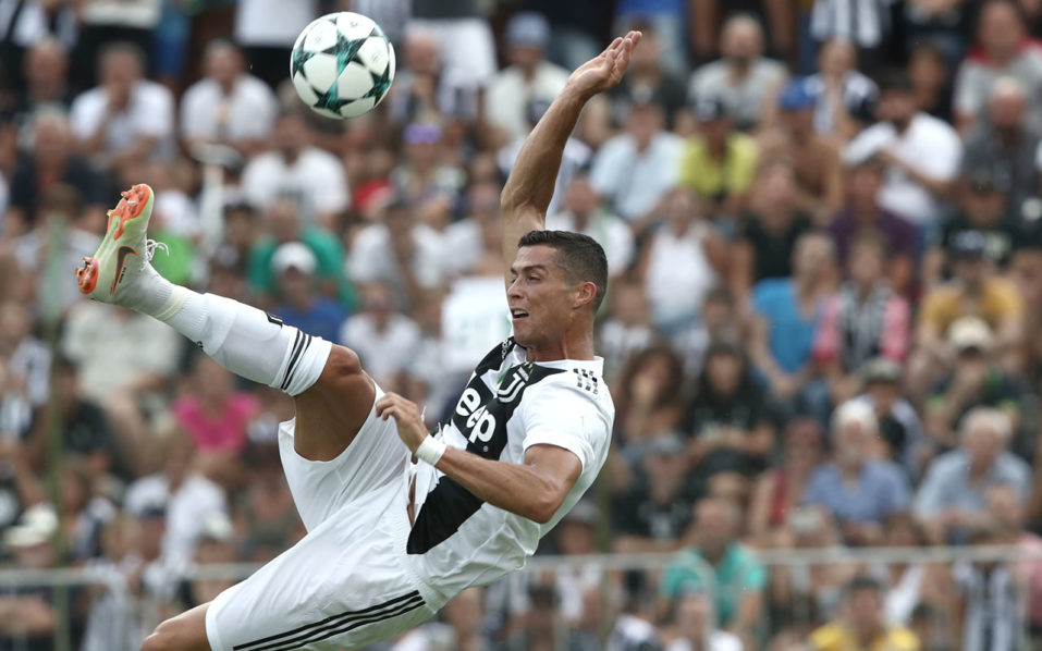 SPORT: Ronaldo set for Serie A debut amid sombre backdrop in Italy