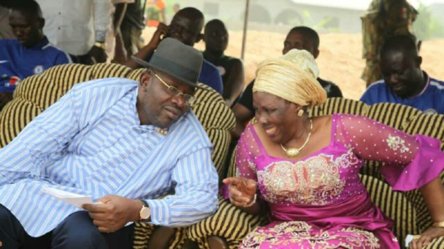 Bayelsa governor loses mother to cancer