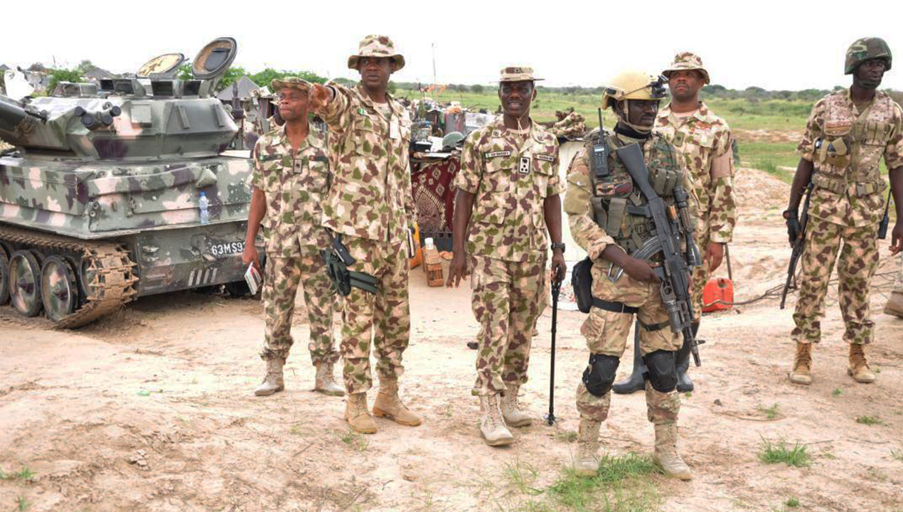 Nigerian Army Kills 14 Boko Haram Terrorists, Rescues 21 Hostages