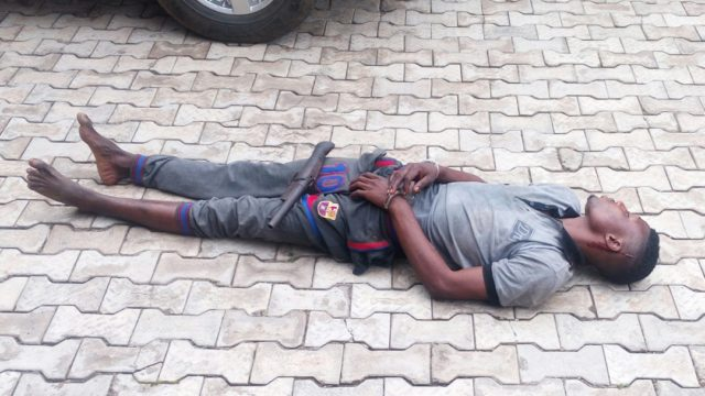 After 'sleeping' for nine days, Tramadol suspect dies