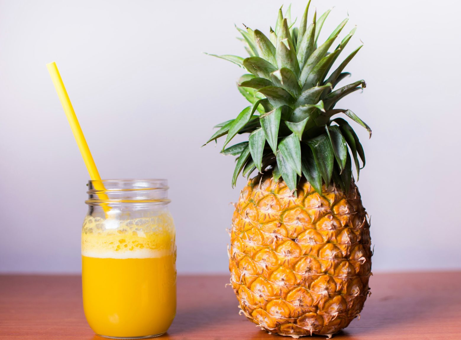 Two Easy Ways To Make Pineapple Juice The Guardian