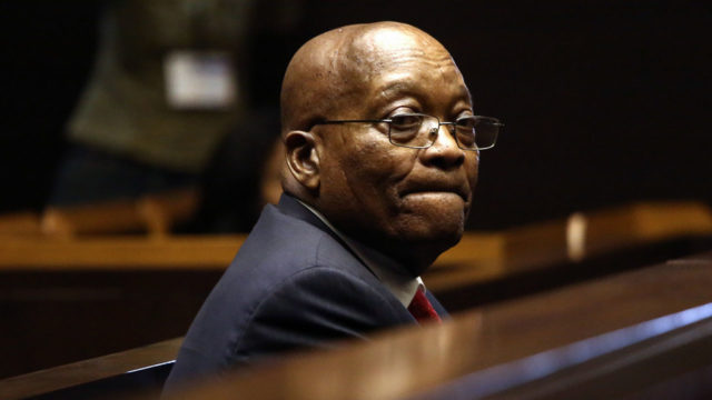 South Africa graft panel orders Zuma to testify after no-showWorld