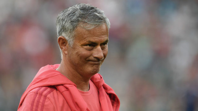 Mourinho warns of tough season if Man Utd don't strengthen