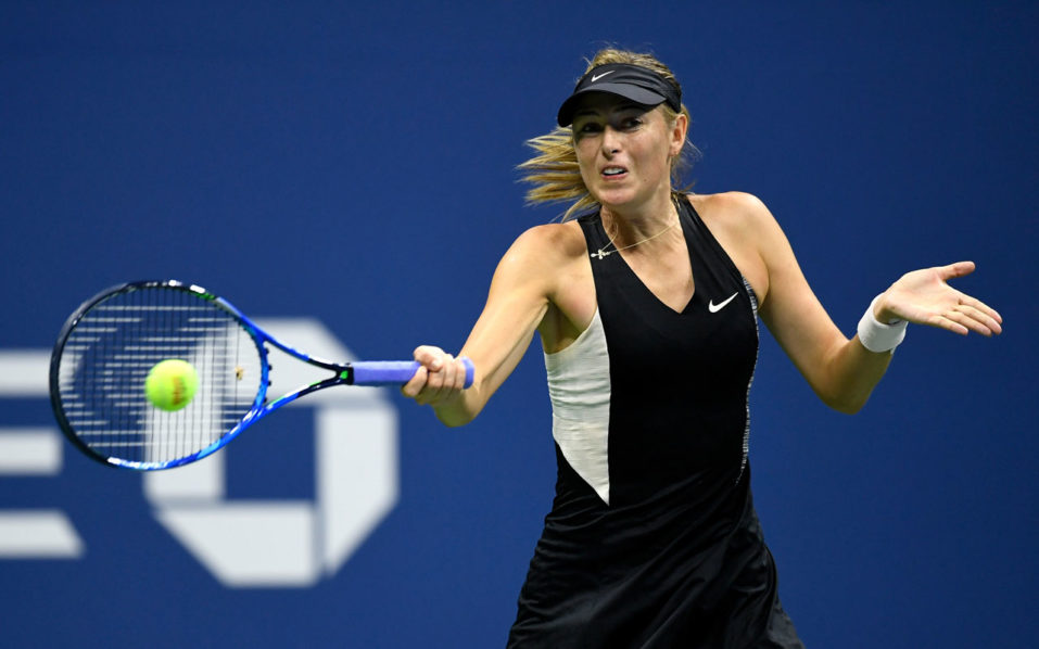 Sharapova closes out Cirstea to advance at US Open | The ...