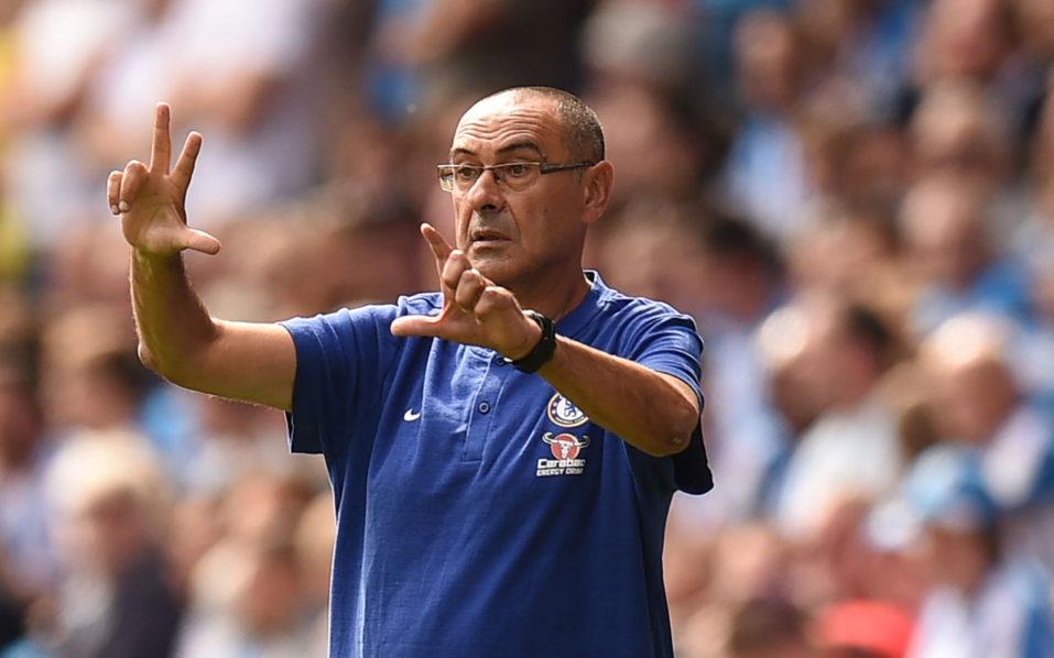 SPORT: Sarri eyes early Chelsea boost as Tottenham return to Wembley