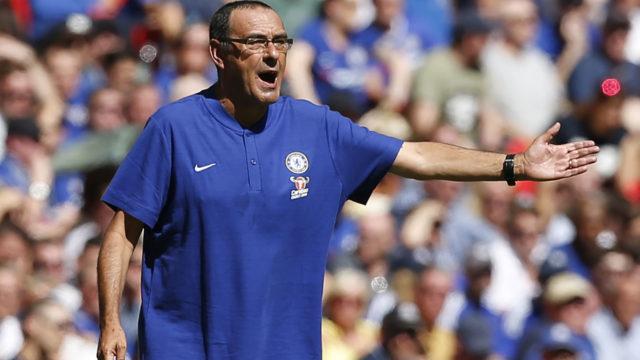 Chelsea ready to kick-start Sarri era after frantic deadline