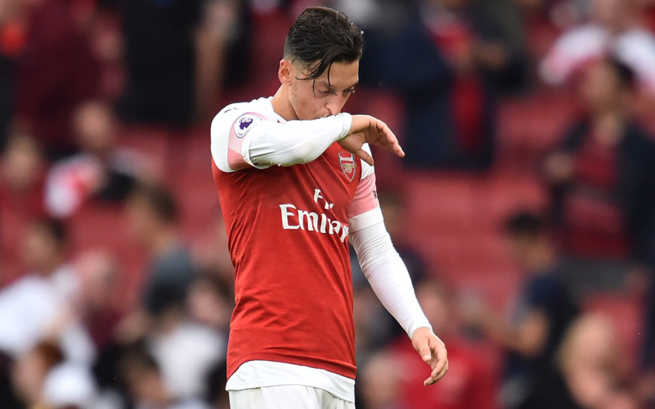 SPORT: Ozil's claims of racism in German camp 'nonsense', says Kroos
