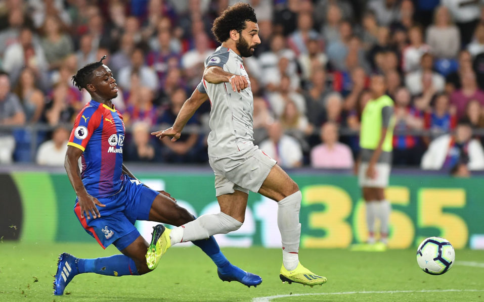 Crystal Palace vs. Liverpool - Football Match Report