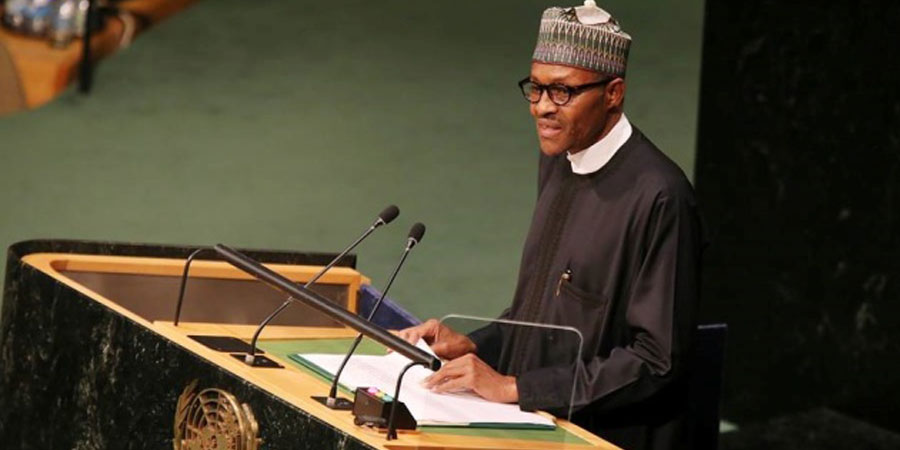 Image result for Buhari to address 73rd UN General Assembly on September 25