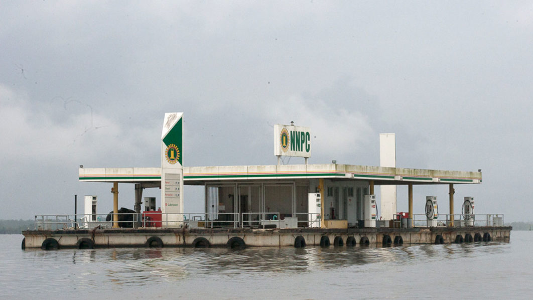 NEWS:NNPC explains drop in gas supply