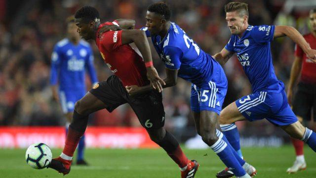 Pogba leads Man Utd to winning Premier League start