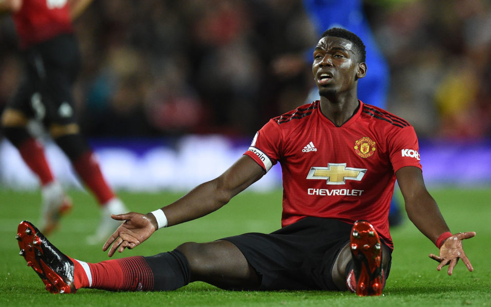 SPORT: 'I've never been so happy with him': Mourinho praises Pogba