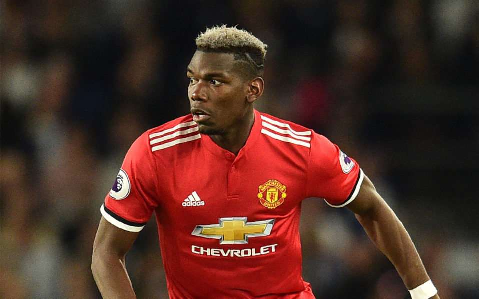Pogba becoming increasingly frustrated at Manchester United