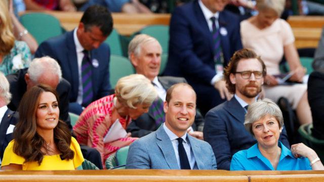 Theresa May, Prince William mark centenary of key WW1 battle