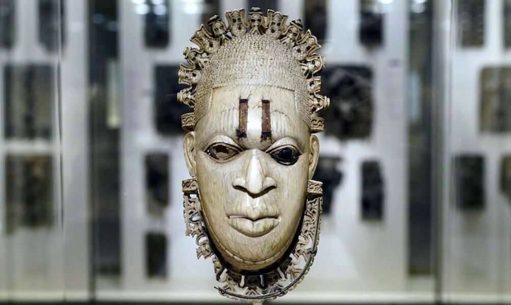 A journey into the world of nigerian art guardian