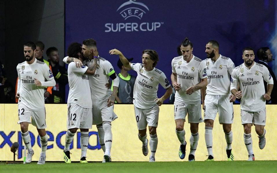 SPORT: La Liga moves into post-Ronaldo era as Atletico threaten Real, Barcelona