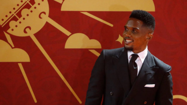 Ex-Cameroon striker Eto'o targets federation presidency