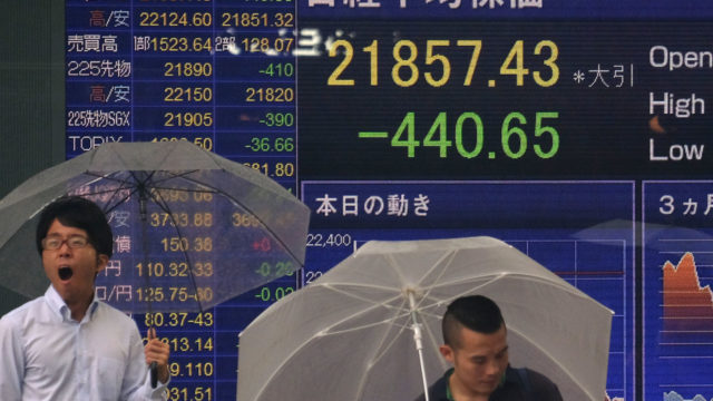 Tokyo shares open lower on Turkey crisis