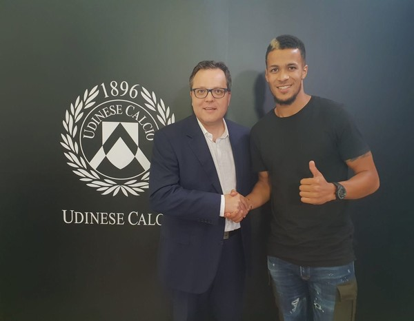 SPORT: Troost-Ekong completes move to Udinese