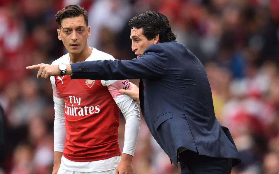 SPORT: Tough start makes Arsenal's Emery evolution a slow burner