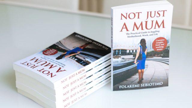Folakemi Sebiotimo's book on motherhood set for launching