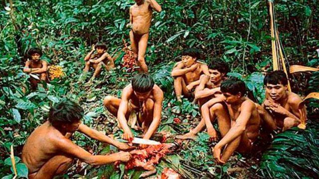 Yanomami Tribe Bury Their Dead By Eating Their Flesh