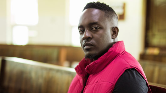 """MI Abaga: """"My parents are hardworking people. If there is only one thing they gave me, it was integrity."""""""