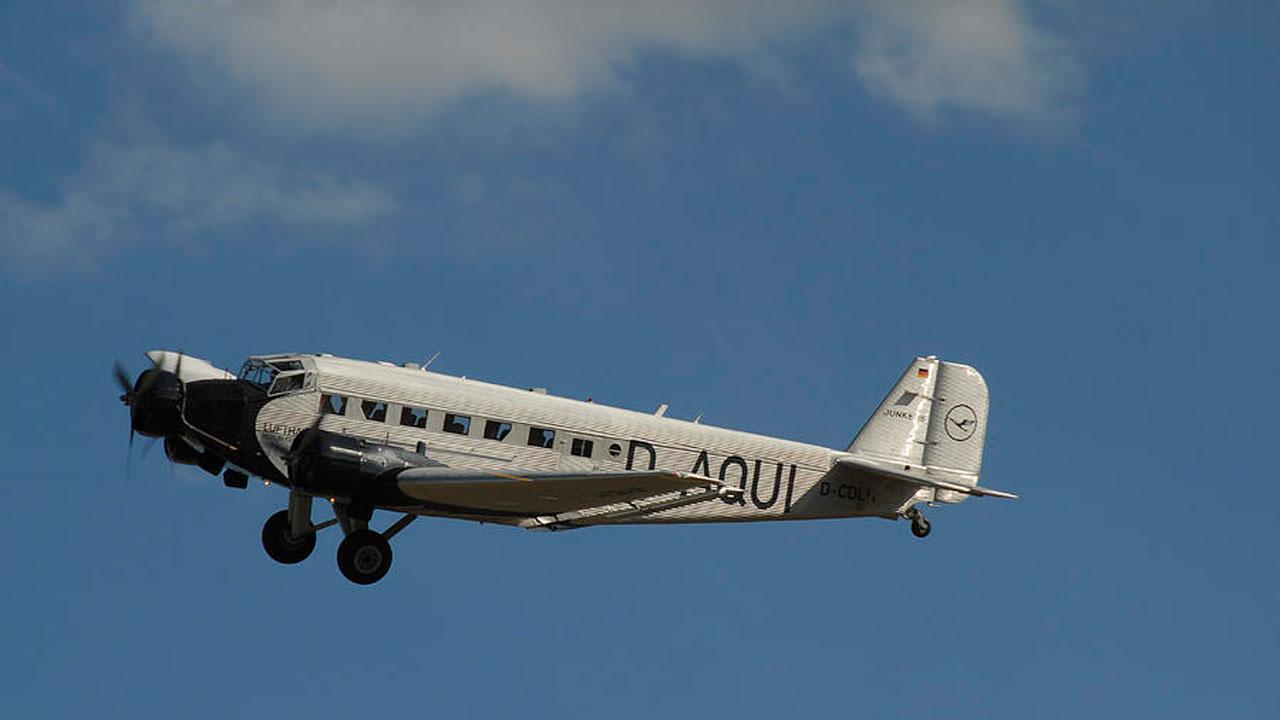 Sorry, Vintage plane crash