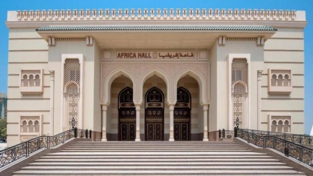 Enwezor, N'Dour, others reopen Sharjah's Africa Hall