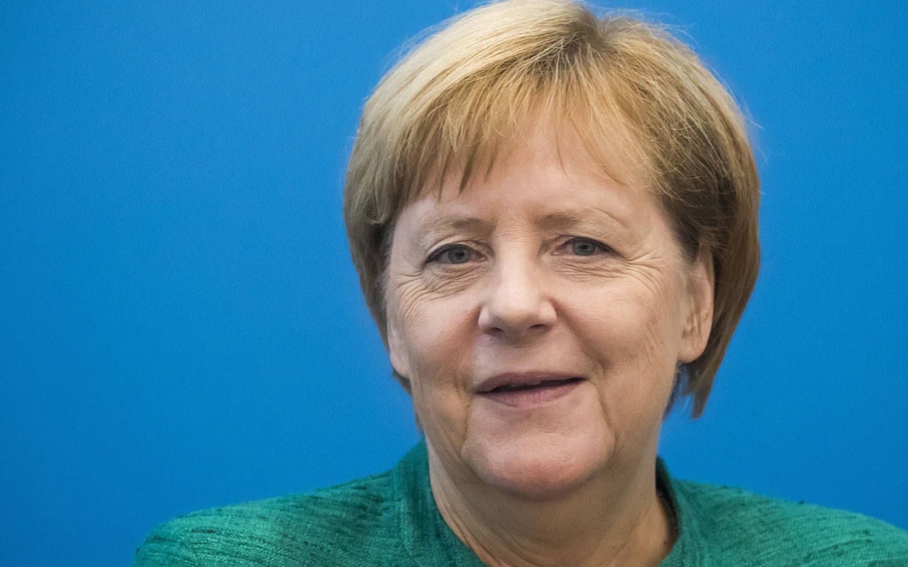 Merkel 'outraged' by Nazi chants in far-right rally | The ...