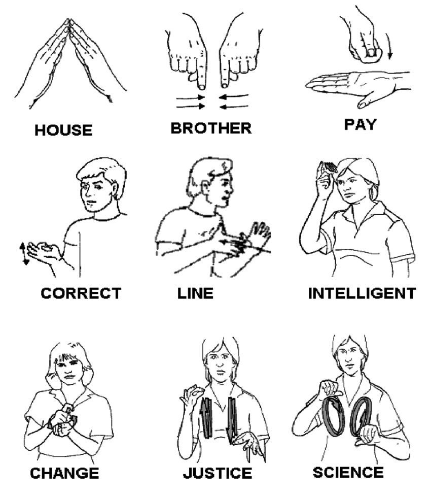 sign language day easy communication signs you need to