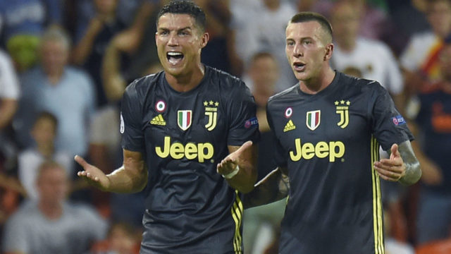 Juventus march on but Ronaldo faces further punishment for red card