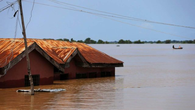 Bayelsa flood victims lament negligence  by government, oil firms