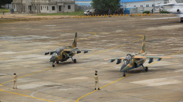 NAF decimates Boko Haram hideout in Bogum, Borno