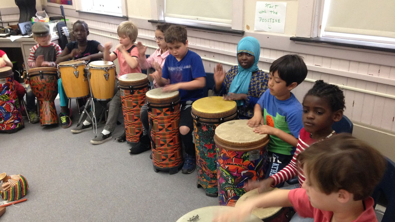 Drumming helps children with autism | The Guardian Nigeria