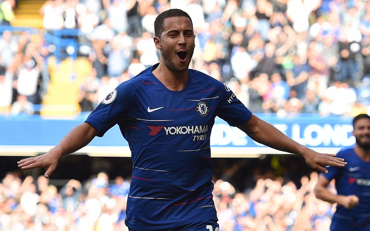 Hazard Can Be Premier League Top-scorer, Says Chelsea's